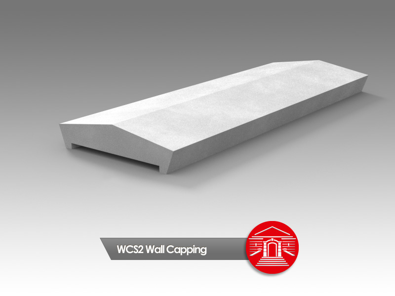 Wall Caps | The Finishing Touch - Decorative Architectural