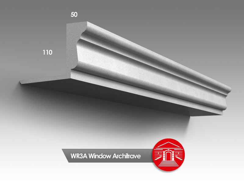 Window architraves the finishing touch decorative for Finishing touch mouldings